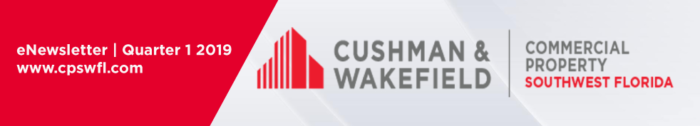 Cushman & Wakefield | Commercial Property Southwest Florida Q2 Newsletter